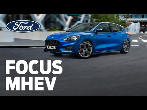 Ford Focus Mild Hybrid Engine Technology Walkthrough