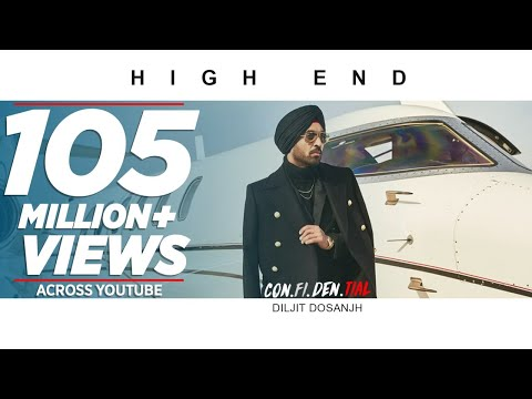 High End-Diljit Dosanjh Full HD Video Song With Lyrics