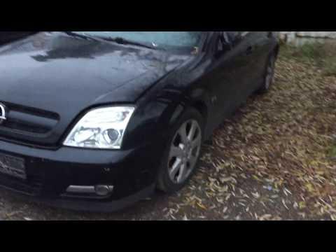 Opel Signum 2003 m dalys