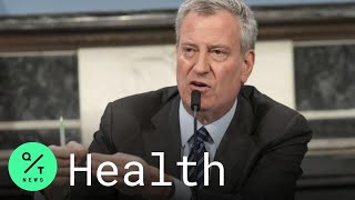 De Blasio Expands Covid-19 Testing to All New Yorkers for Free