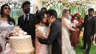 Vanitha Vijayakumar Wedding Video | Peter Vanitha Marriage - RAJSHRITELUGU