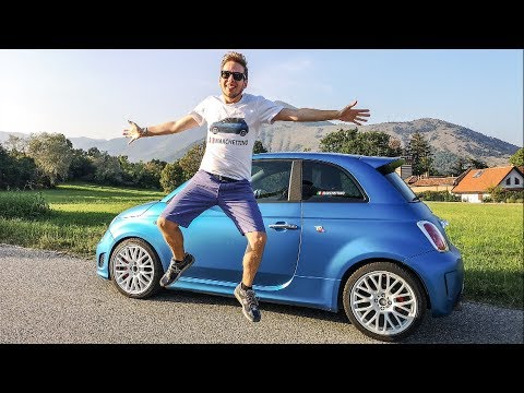 My Abarth is BACK! ? [Sub ENG]