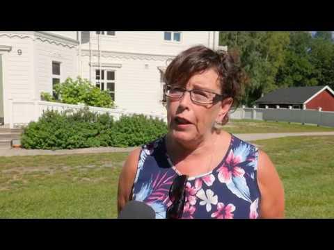 Sommarjobbande sjuksköterskor i Skellefteå