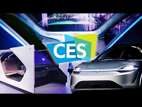 Best Cars of CES 2020 ? What the Future Holds