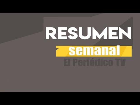 Resumen Semanal – viernes 23 de octubre