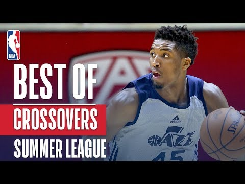 Best Crossovers in NBA Summer League History