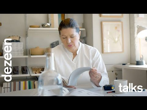 Live talk with Ilse Crawford about Braun's Good Design Masterclass series