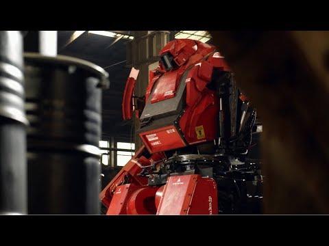 GIANT ROBOT DUEL TEASER #1