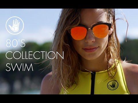 80's Collection Swimwear