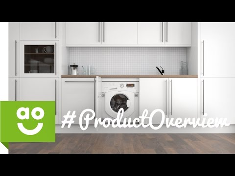 Hotpoint Washing Machine BHWMD732 Product Overview | ao.com