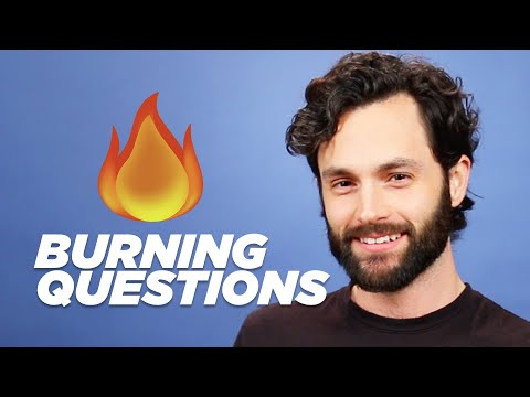 Penn Badgley Answers Your Burning Questions