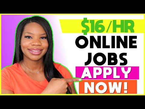 💳 *Apply NOW!!* $16 HOURLY Online Work-From-Home Jobs! Entry Level Fraud Prevention Rep 💻