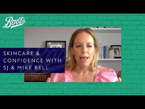 boots.com & Boots Voucher Code video: Boots Live Well Panel | Skincare & confidence with SJ & Mike Bell | Boots UK