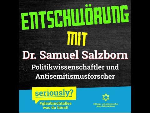 #Entschwörung mit Dr. Samuel Salzbon