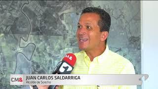 """""""El piloto de pico y placa sería en marzo"""": alcalde de Soacha"""