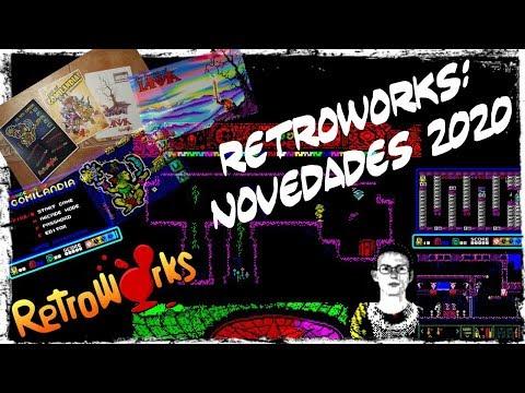 Retroworks: Novedades 2020