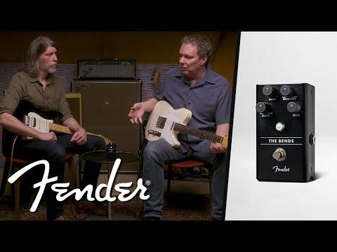 The Bends Compressor | Effect Pedals | Fender