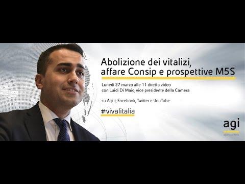 #vivalitalia con Luigi Di Maio