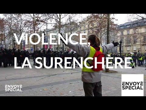 nouvel ordre mondial | Envoyé spécial. Violence, la surenchère - 13 décembre 2018 (France 2)