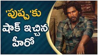 'పుష్ప' కు షాక్ ఇచ్చిన హీరో | Allu Arjun | Vijay Sethupathi | Pushpa Movie | TFPC - TFPC
