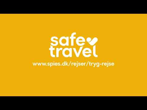 Safe Travel - For din tryghed på rejsen