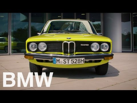 The BMW 5 Series History. The 1st Generation (E12).