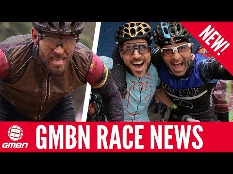 Brand New GMBN Mountain Bike Race News Show!
