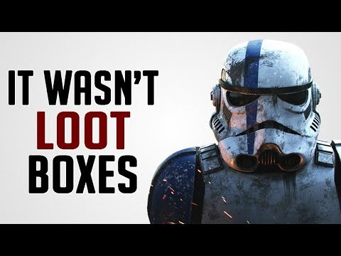 connectYoutube - What REALLY Destroyed Star Wars Battlefront II?