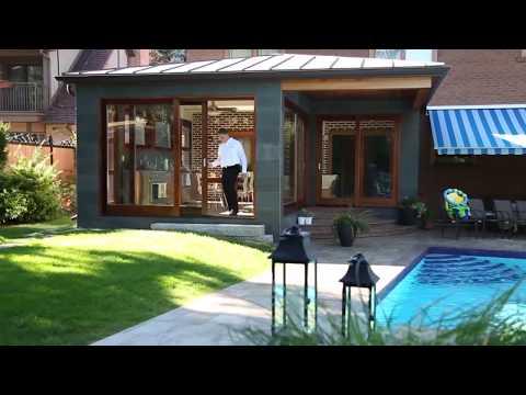 Amberwood Doors Inc. - Lift & Slide Systems
