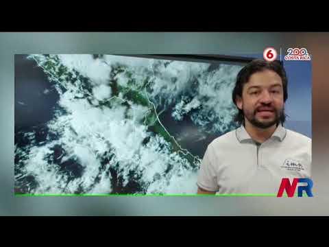 Intensas lluvias en Guanacaste se extendieron hasta la noche