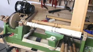 How to build the lathe (compilation of previous videos)