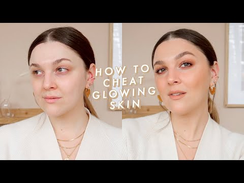 HOW TO CHEAT GLOWING SKIN | I Covet Thee