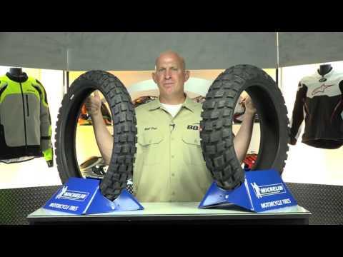 Michelin Anakee Wild Dual Sport Motorcycle Tire | BikeBandit.com