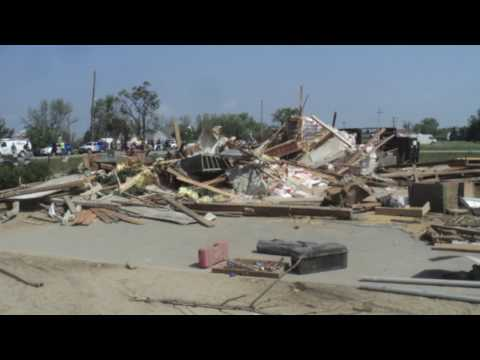 Rebuilding Pilger, Nebraska in the aftermath of a tornado