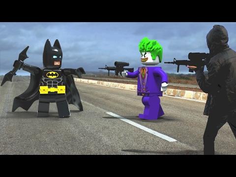 connectYoutube - LEGO Batman In Real Life