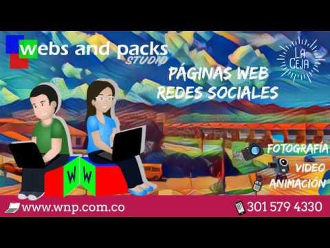 Planes de apoyo en marketing digital, estrategia Digital y más - Webs and Packs -