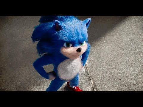Sonic. La peli?cula - Trailer espan?ol (HD)