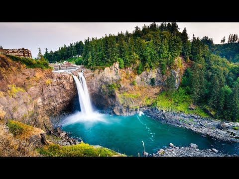 Snoqualmie Falls and Seattle Winery Tour, Seattle