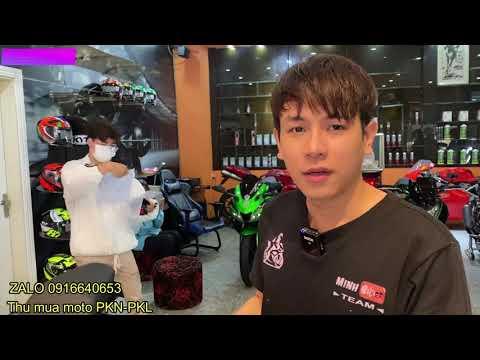 Chính Thức Cho Chủ Xe Đem Kawasaki Z900 Về Làm Dâu Bình Thuận | MinhBiker