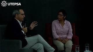 Presidenta de la ALP en entrevista para la Universidad Tecnológica Privada de Santa Cruz (UTEPSA)