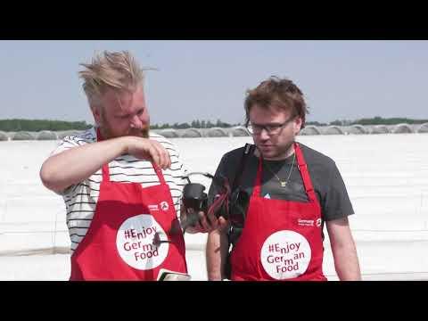 På aspargesjagt I Niedersachsen, episode 2