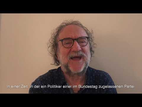 """Videobotschaft: Christoph Marthaler über """"Nach den letzten Tagen. Ein Spätabend"""""""
