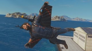 Just Cause 3: Wingsuit Tour of the Island of Medici