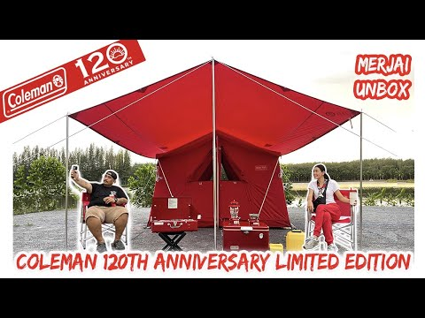 แกะกล่อง-COLEMAN-120th-Anniver