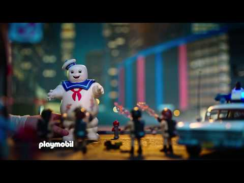 PLAYMOBIL - The Real Ghostbusters™ (deutsch)