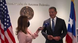 Gobernador defiende la estadidad y el proyecto de Jenniffer González en vista de estatus