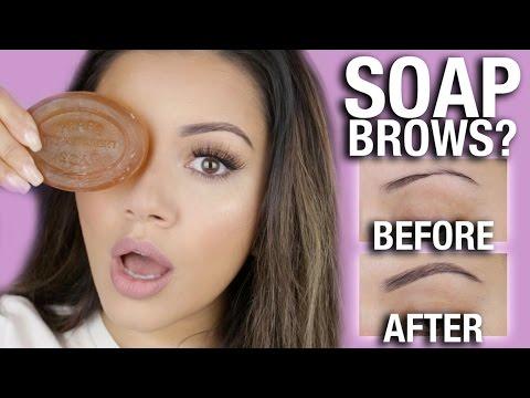 """WTF""""! SOAP BROWS Tutorial"""