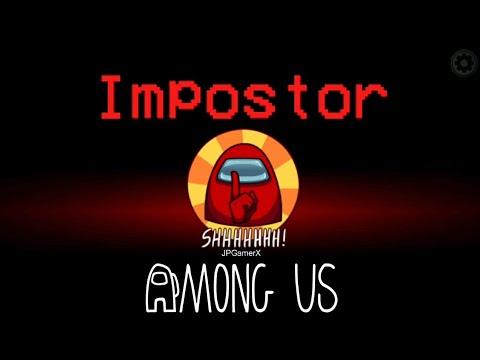 TENTEI SER IMPOSTOR !! Among us..