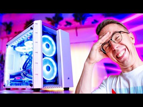 My NEW Gaming PC Build - AMD Ryzen 9 5950X & Radeon RX 6800 XT