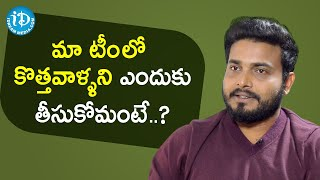 Getup Srinu Clarifies Rumors | Anchor Komali Tho Kaburlu | Celebrity Buzz With iDream - IDREAMMOVIES